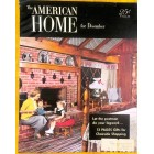 The American Home, December 1951
