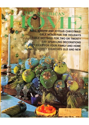 The American Home, December 1962