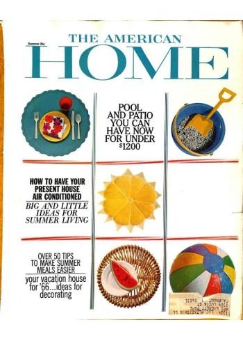 The American Home, Fall 1965