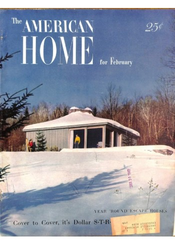 The American Home, February 1949