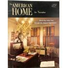 The American Home, November 1953