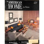 The American Home, October 1952