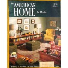 The American Home, October 1953