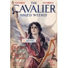 The Cavalier, October 11, 1912. Poster Print. C.D. Williams.