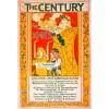 The Century, December, 1895. Poster Print. Louis Rhead.
