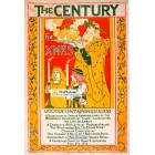 The Century, December, 1895. Poster Print. Louis Rhead.