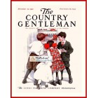 The Country Gentleman, December 25, 1915. Poster Print.