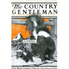 The Country Gentleman, December 3, 1921. Poster Print. Charles Bull.