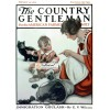 The Country Gentleman, February 24, 1922. Poster Print. K.R. Wireman.