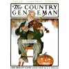 The Country Gentleman, October 22, 1921. Poster Print. Norman Rockwell.