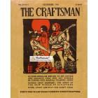 The Craftsman, December, 1908. Poster Print.