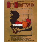 The Craftsman, February, 1914. Poster Print. Bob.