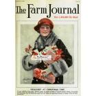 The Farm Journal, December 4, 1920. Poster Print. Richards.