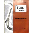 Cover Print of The Gun Report, April 1956