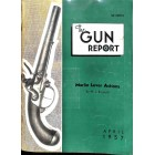 Cover Print of The Gun Report, April 1957