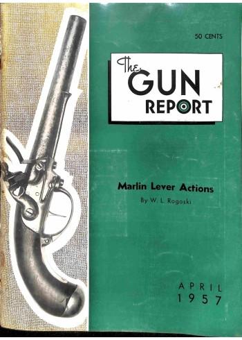 The Gun Report, April 1957