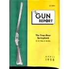 Cover Print of The Gun Report, April 1958