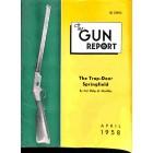 The Gun Report, April 1958
