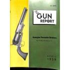 Cover Print of The Gun Report, April 1959