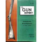 Cover Print of The Gun Report, April 1960