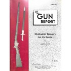 Cover Print of The Gun Report, April 1973