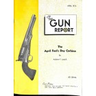 Cover Print of The Gun Report, April 1974