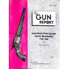 Cover Print of The Gun Report, April 1975