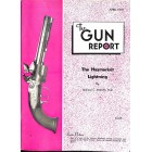 Cover Print of The Gun Report, April 1977