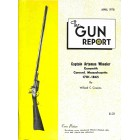 Cover Print of The Gun Report, April 1978