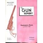 The Gun Report, August 1955
