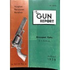 Cover Print of The Gun Report, August 1959