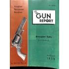 The Gun Report, August 1959