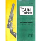 Cover Print of The Gun Report, August 1960