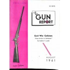 The Gun Report, August 1961