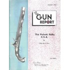 Cover Print of The Gun Report, August 1972
