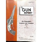 Cover Print of The Gun Report, August 1973