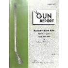 The Gun Report, August 1977