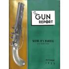 Cover Print of The Gun Report, December 1955