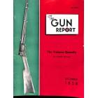 Cover Print of The Gun Report, December 1958