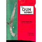 Cover Print of The Gun Report, December 1959