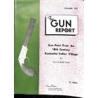 Cover Print of The Gun Report, December 1972