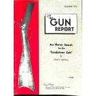 Cover Print of The Gun Report, December 1974