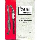 Cover Print of The Gun Report, December 1975