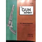 Cover Print of The Gun Report, February 1958