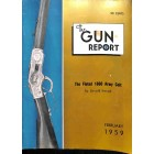 Cover Print of The Gun Report, February 1959