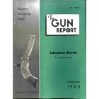 Cover Print of The Gun Report, February 1960