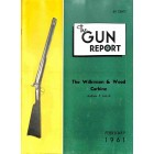 Cover Print of The Gun Report, February 1961