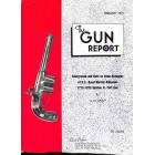 Cover Print of The Gun Report, February 1971