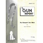 Cover Print of The Gun Report, February 1973