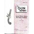 Cover Print of The Gun Report, February 1977